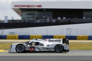 2014 Le Mans #14 Porsche 919 Hybrid Race 02