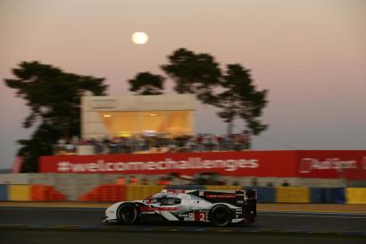 2014 Le Mans #2 Audi R18 e-tron Qualifying 01