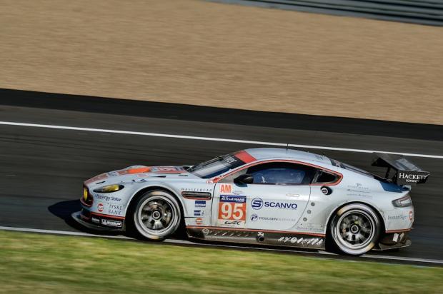 2014 Le Mans #95 Aston Martin Vantage GTE AM 01