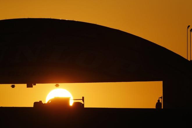 2014 Le Mans Porsche 919 Hybrid Race 03