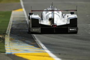 2014 Le Mans Porsche 919 Hybrid Race 04