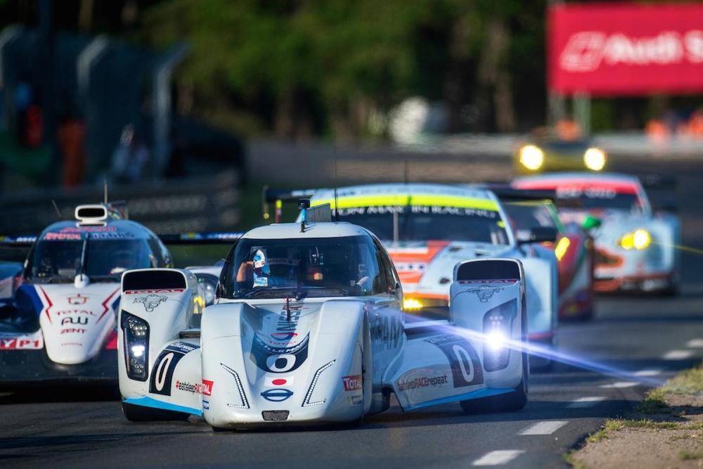 2014 Nissan ZEOD RC Le Mans 01