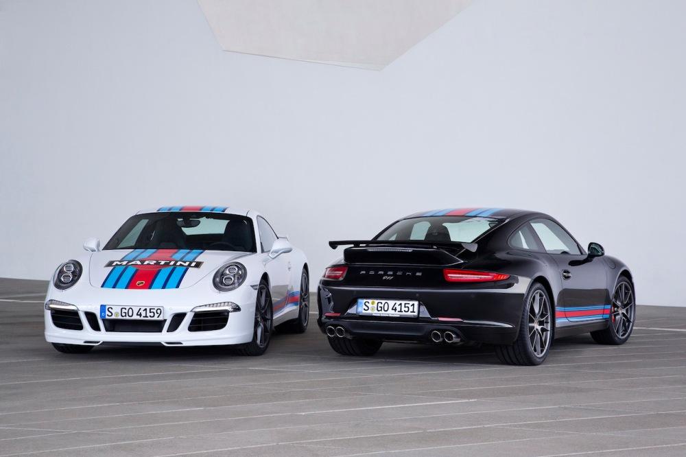 2014 Porsche 911 Martini Racing Edition 001