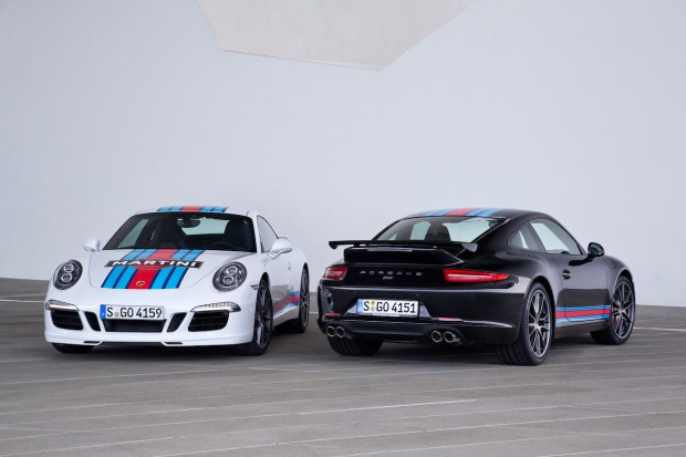 2014 Porsche 911 Martini Racing Edition 001