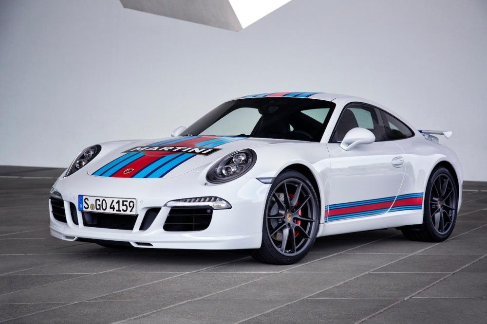 2014 Porsche 911 Martini Racing Edition 002