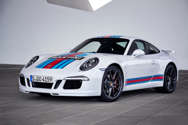 2014 Porsche 911 Martini Racing Edition 002