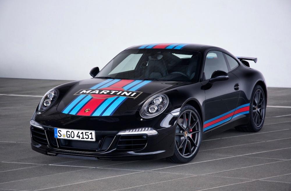 2014 Porsche 911 Martini Racing Edition