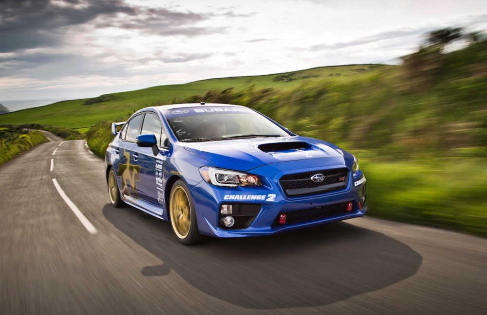 2014 Subaru WRX STI IOM Record 01