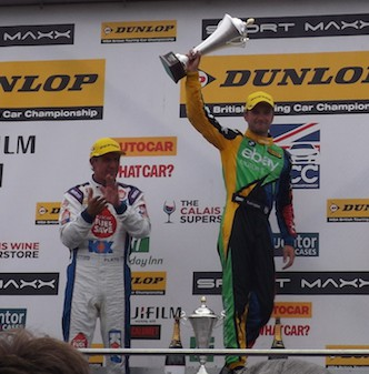 ESM BTCC Croft 2014 117