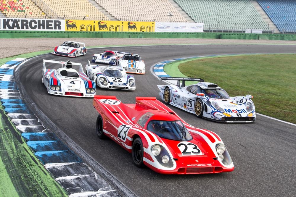 Porsche Le Mans History 001