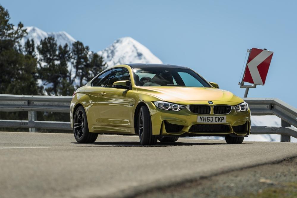 2014 BMW M4 Coupé 001
