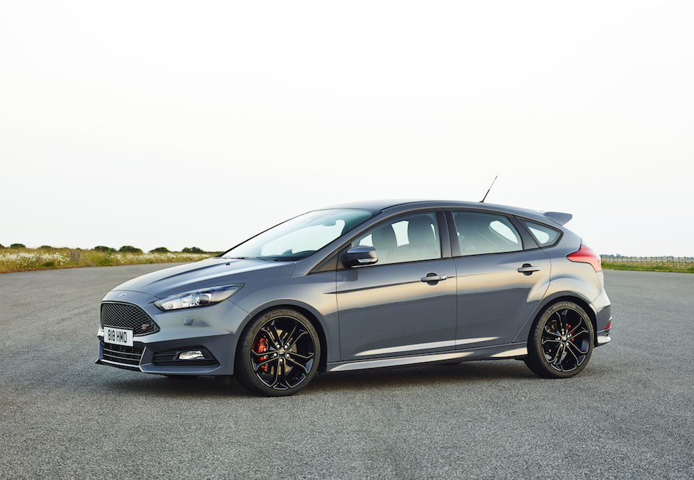 Car Manufacturers Ownership >> New – Revised Ford Focus ST