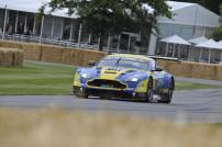 Aston Martin's N24 Nurburgring Vantage