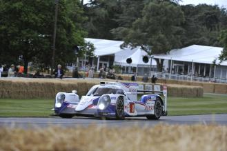 Also back from Le Mans, Toyota TS040 HYBRID