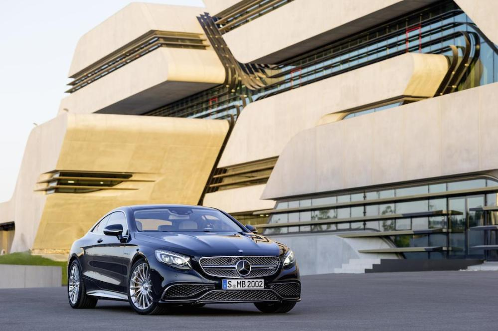 2014 Mercedes-Benz S 65 AMG Coupe 01
