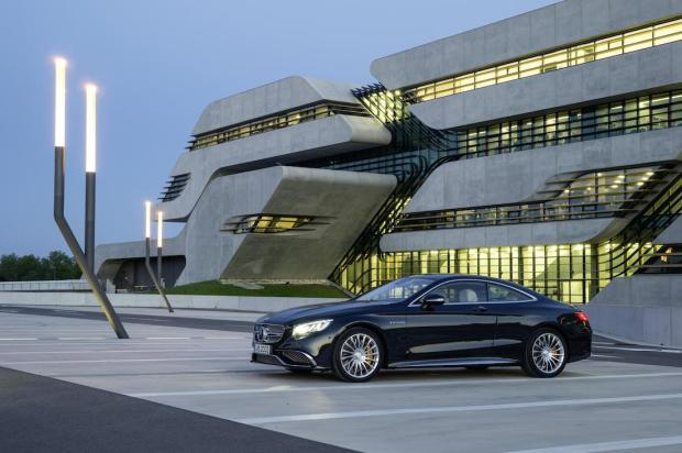 2014 Mercedes-Benz S 65 AMG Coupe 02