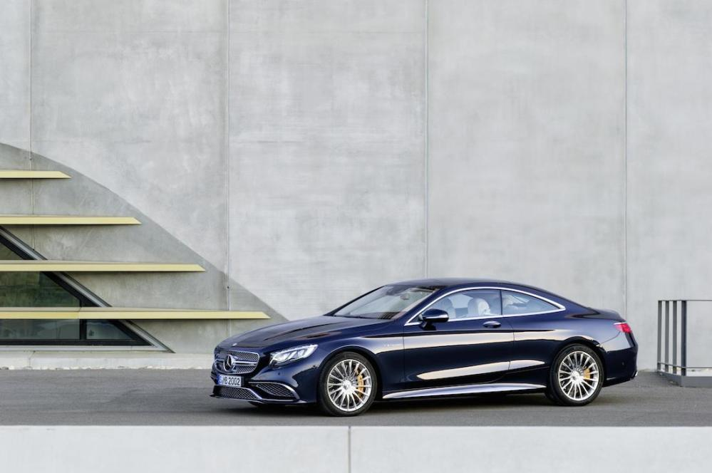 2014 Mercedes-Benz S 65 AMG Coupe 03