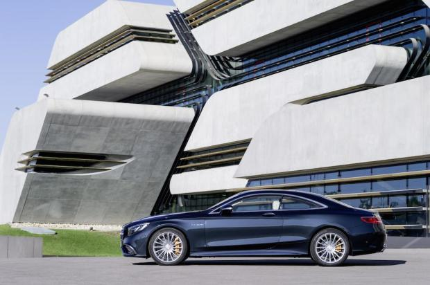 2014 Mercedes-Benz S 65 AMG Coupe 04
