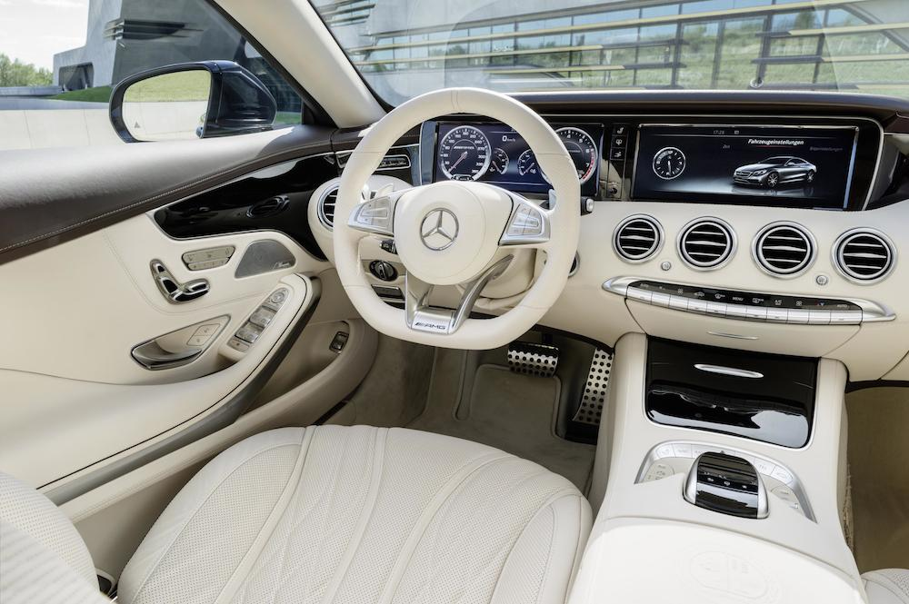 2014 Mercedes-Benz S 65 AMG Coupe Interior 01 ...