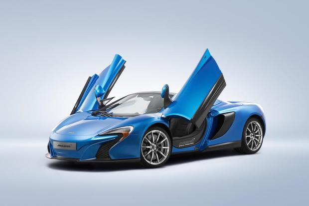 2014 Pebble Beach McLaren MSO 650S 001