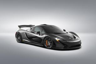 2014 Pebble Beach McLaren P1 001