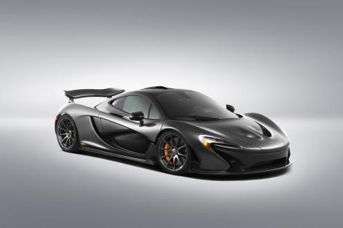 2014 Pebble Beach McLaren P1 001