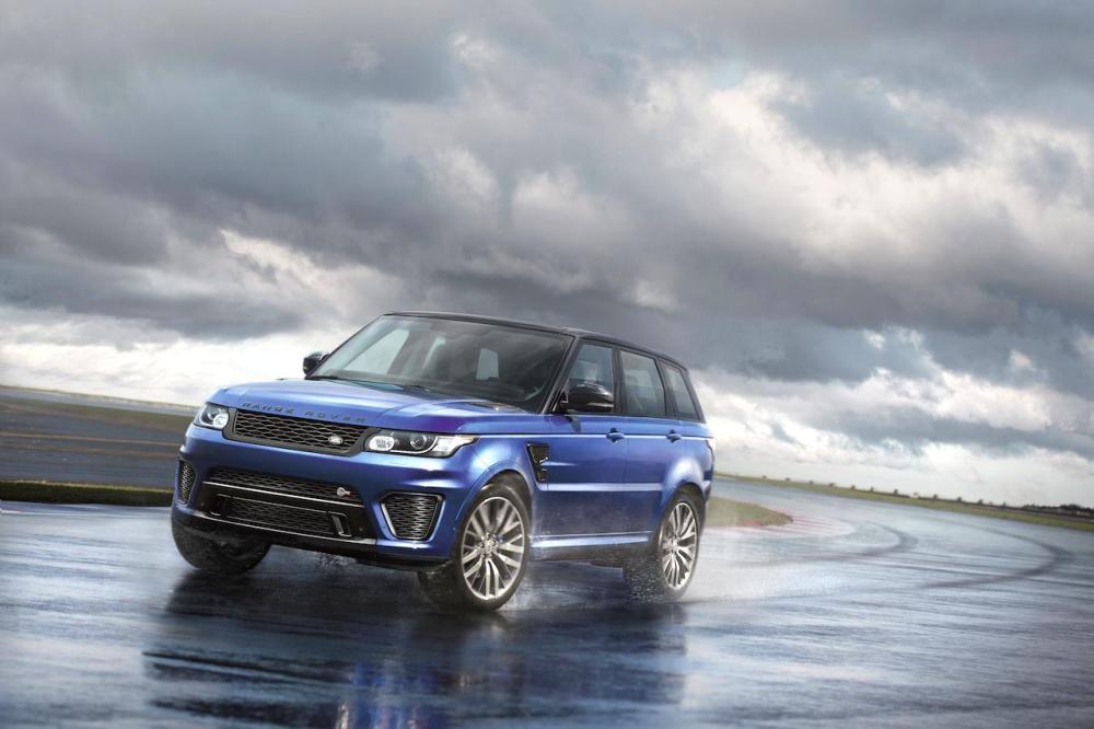 2015 Range Rover Sport SVR 001