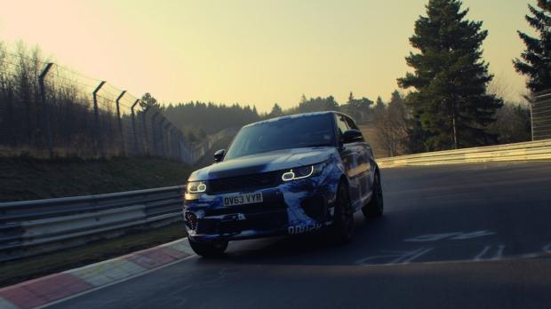 2015 Range Rover Sport SVR 01
