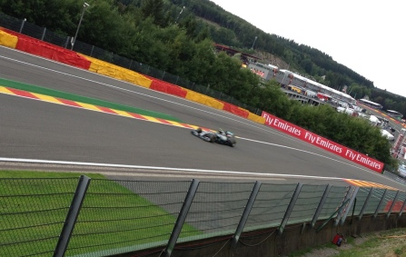 It's Nico Rosberg!