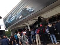 Mercedes-Benz stall