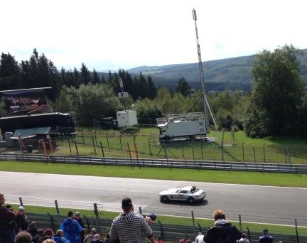 Best sounding car? The SLS AMG Safety Car