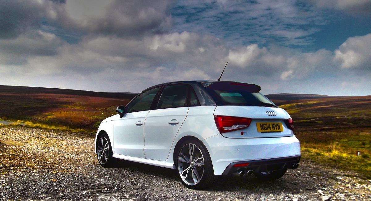 Audi S1 [Topic Officiel]  S / RS  Audi  FORUM Marques
