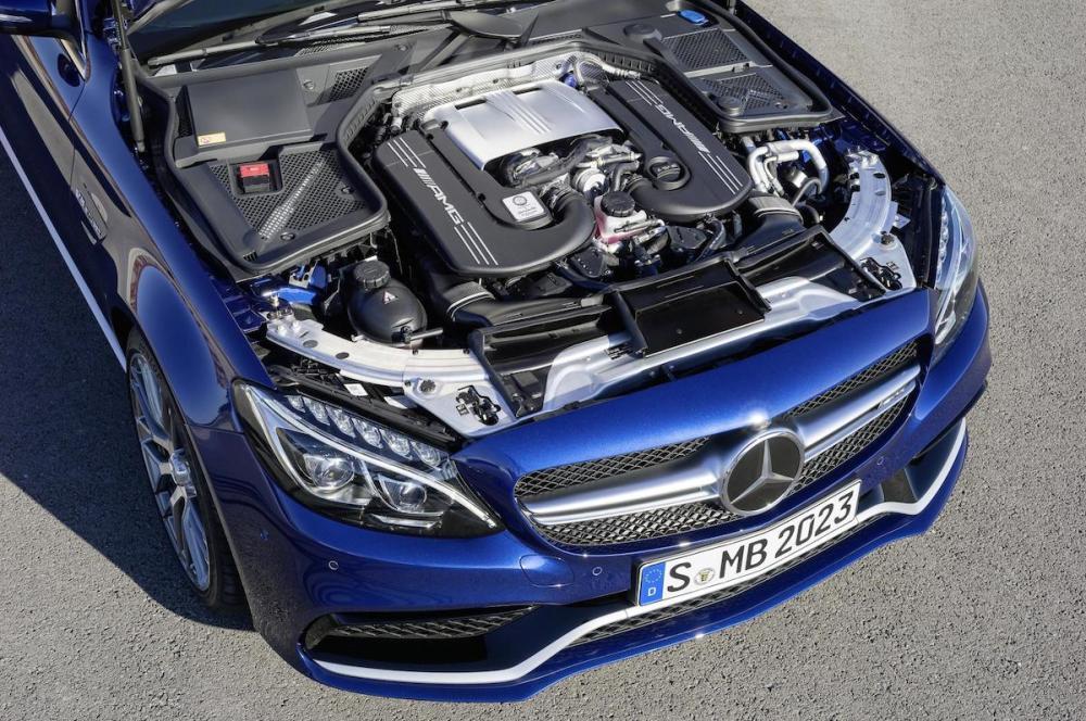 2015 Mercedes-AMG C 63 Estate 011