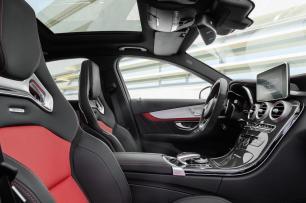 2015 Mercedes-AMG C 63 Interior 007