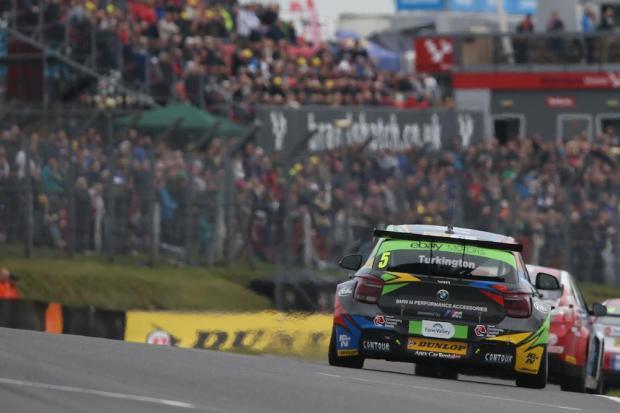 2014 BTCC Brands Hatch GP 001