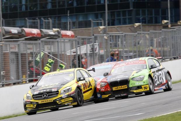 2014 BTCC Brands Hatch GP 003