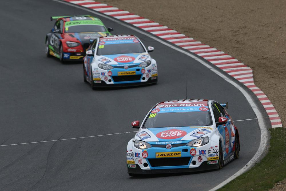 2014 BTCC Brands Hatch GP 004