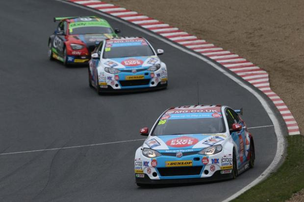 2014 BTCC Brands Hatch GP 004