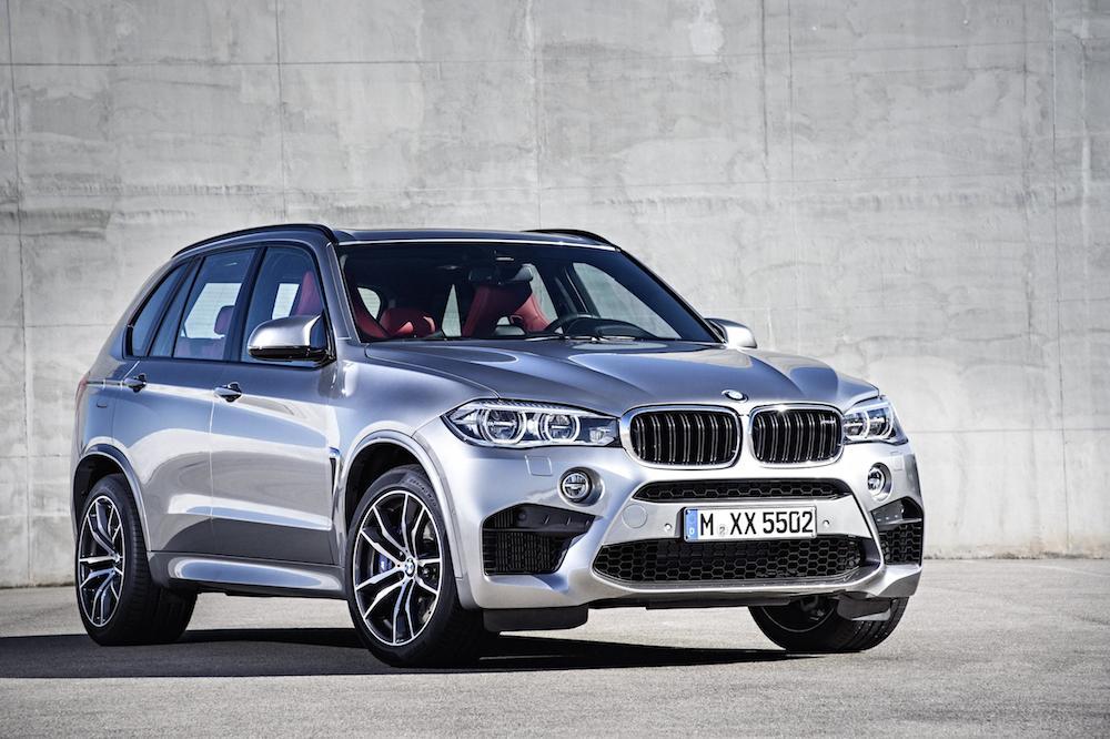 2015 BMW X5 M 001