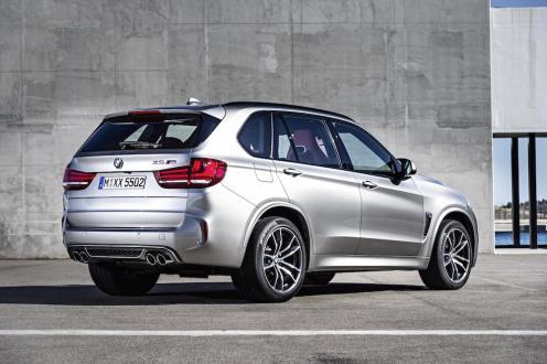 2015 BMW X5 M 003