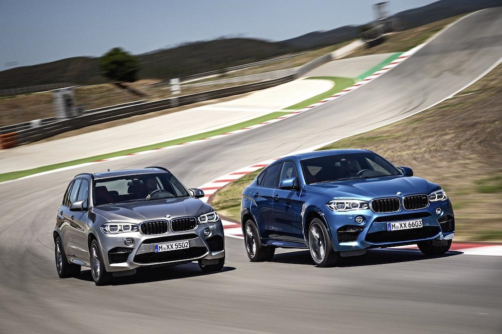 2015 BMW X5 M and X6 M 002