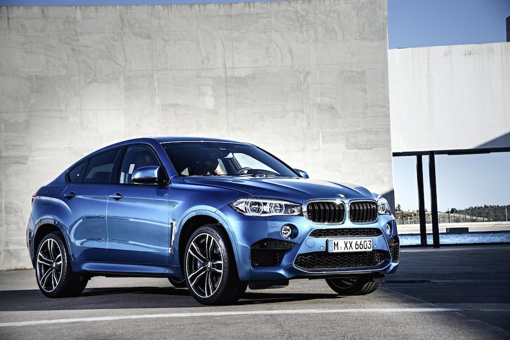 2015 BMW X6 M 001
