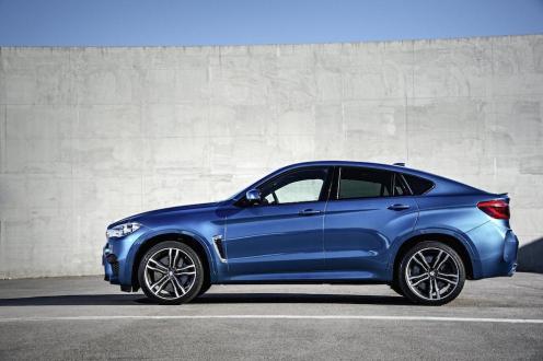 2015 BMW X6 M 002