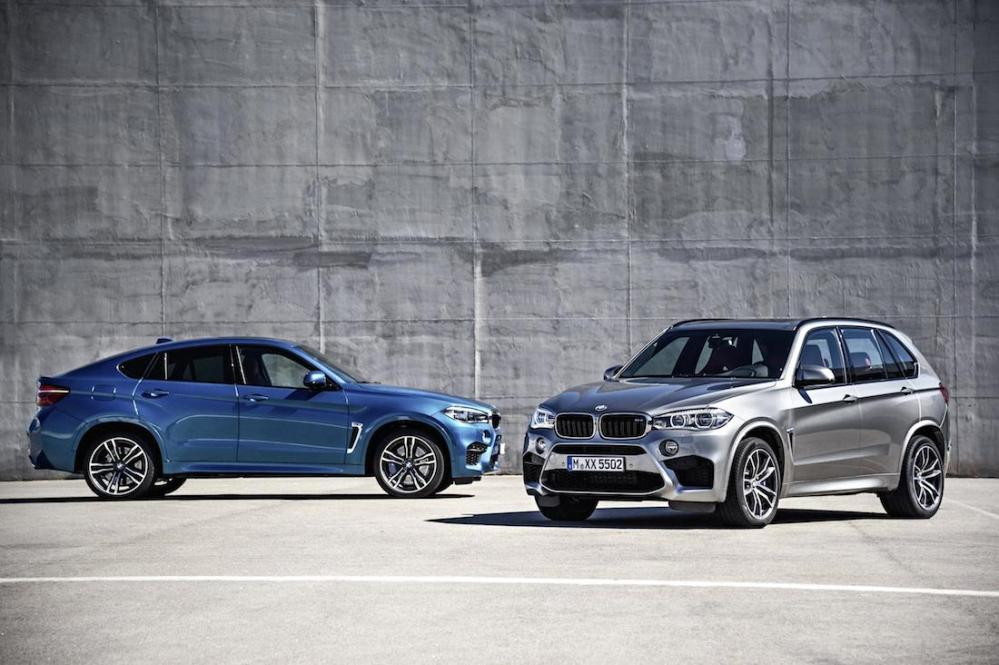 2015 BMW X6 M and X5 M 001