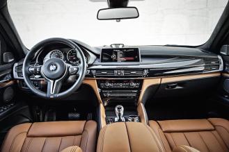 2015 BMW X6 M Interior 001