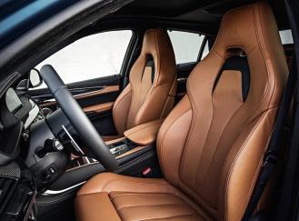 2015 BMW X6 M Interior 002