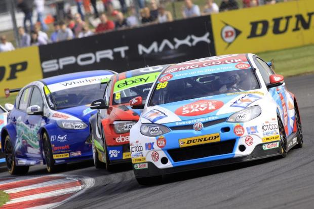 BTCC 2014 Silverstone 001