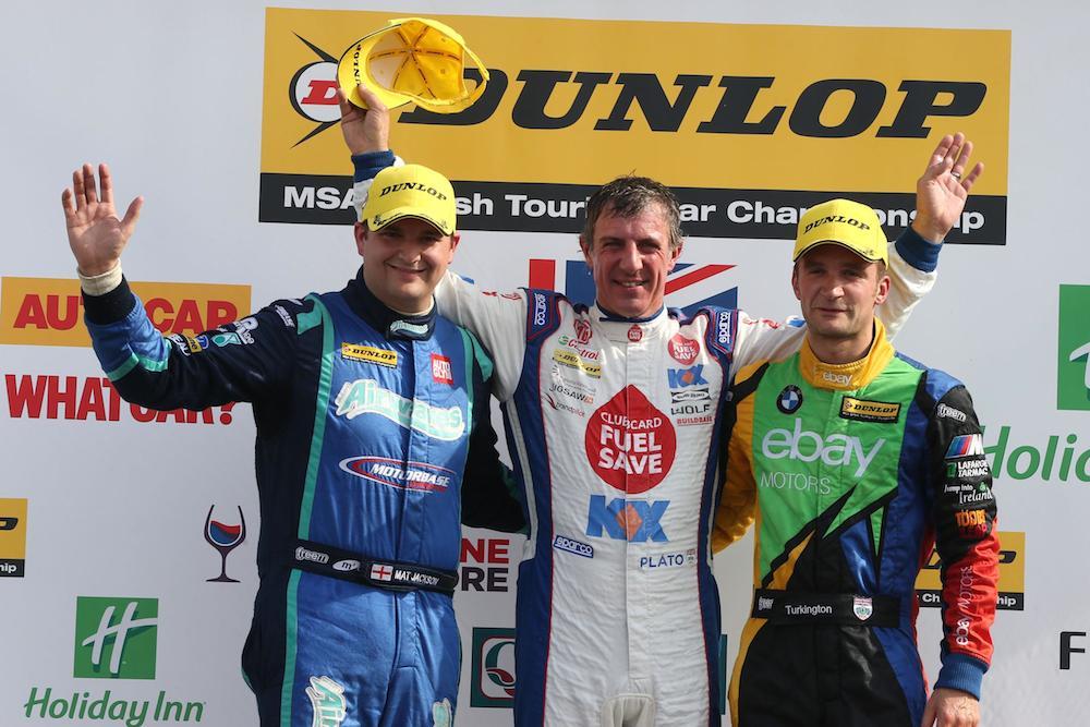 BTCC 2014 Silverstone 002