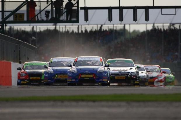 BTCC 2014 Silverstone 005