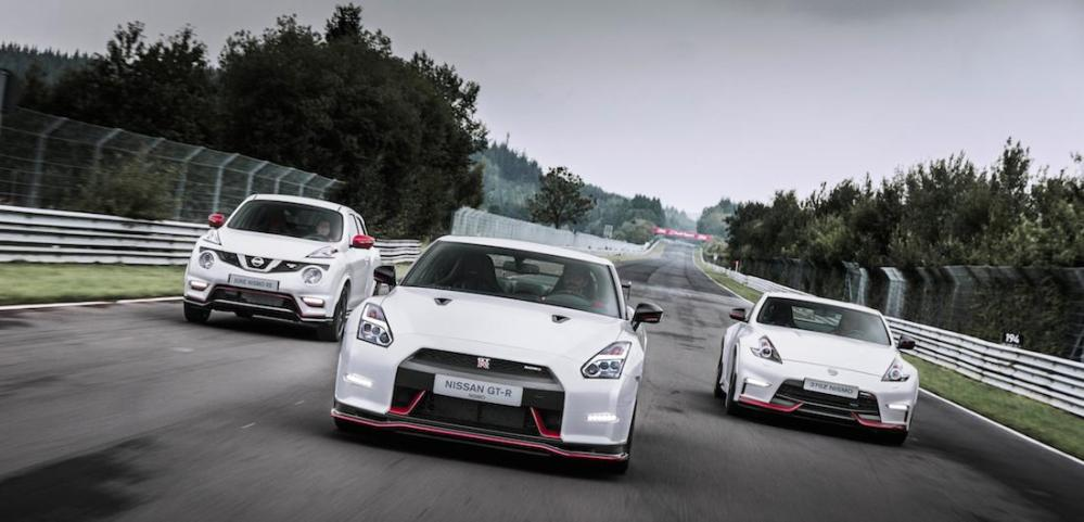 Paris 2014 NISMO Group 001